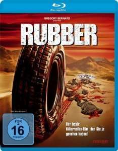 Amazon -  Rubber [Blu-ray] für 5,97€