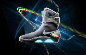 "Marty McFly Sneaker - The 2011 Nike MAG ""Back For The Future"" / Der Schuh aus Back to the Future!"