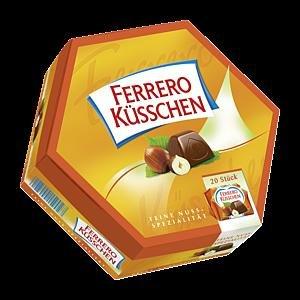 [REWE] Ferrero Küsschen (normal/weiß) 178 g 20 Stuck (11 Cent/Stück)