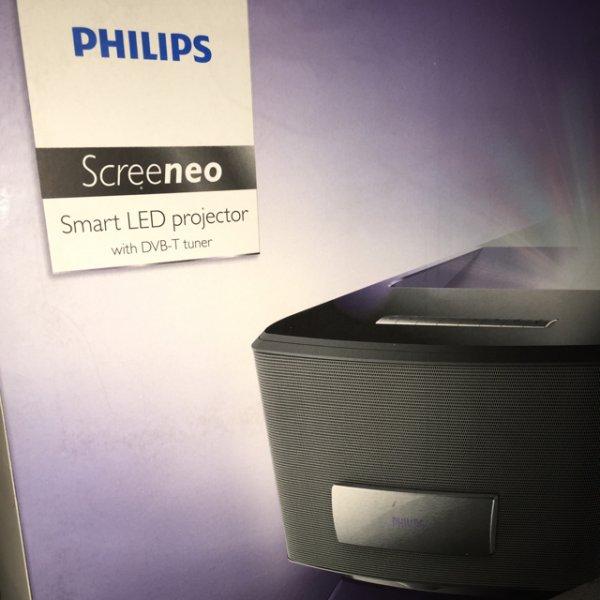 Philips Beamer Screeneo hdp1590 tv (Hammer - Angebot)