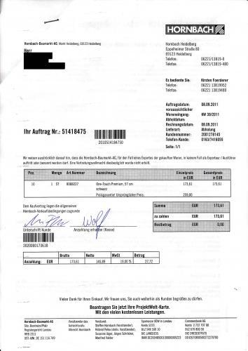 [OFFLINE] Weber One Touch Premium  57cm für 137,50 Euro bei Hornbach ( bei idealo 185€ ) 25% GESPART, Listenpreis 269€