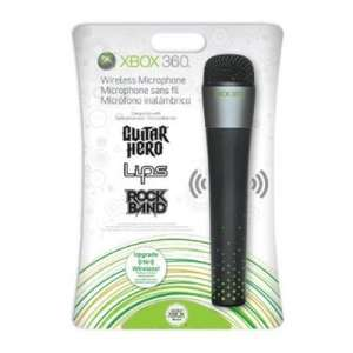 Microsoft - Xbox 360 Wireless Mikrofon [@TheHut.com]