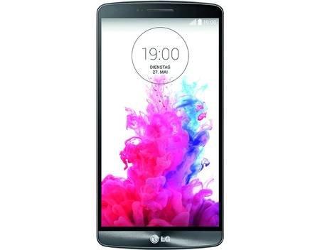 LG G3 16 GB Demo Titan-Schwarz für 324,57 €