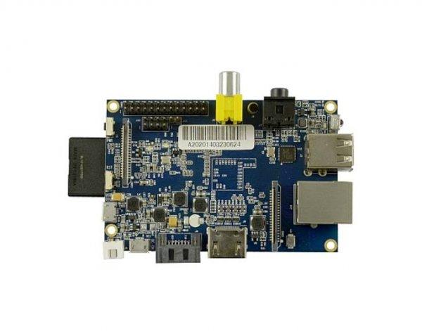 [MeinPaket] Allnet Banana Pi Board Mini-PC (A20 ARM Cortex 2 x 1.0GHz, 1GB DDR3, Raspberry ready) für 31,99€ inkl. Versand