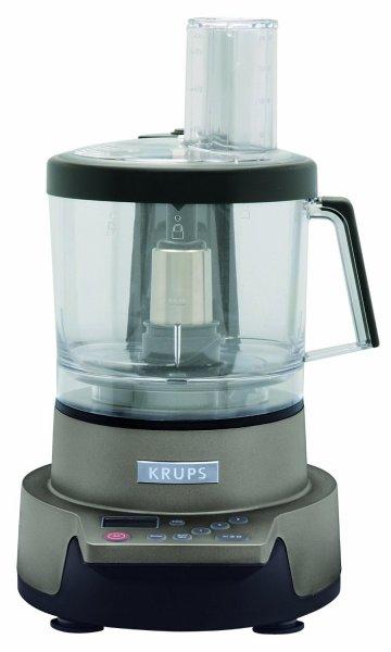 [Saturn.de] Küchenmaschine KRUPS Titanium KA890T für 159€ inkl. Versand