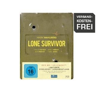 Lone Survivor - Limited Edition Steelbook 12,99€ @Saturn (AUSVERKAUFT)