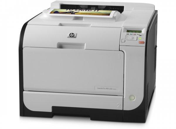 HP Laserjet Pro M451dn (CE957A) Farblaserdrucker für 197,69 € bei getgoods.de/HoH
