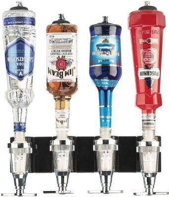 flaschenhalter, minibar für 22€ Händler Pearl  @Amazon