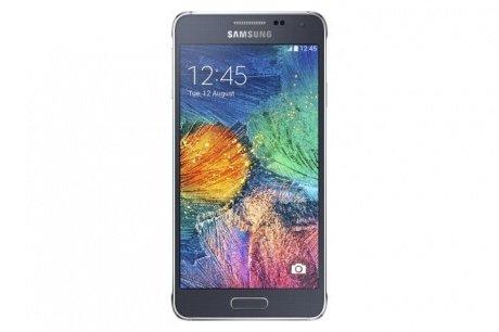{getitquick}  Samsung Galaxy Alpha SM-G850F schwarz + 151,80 € Rakuten Superpunkte