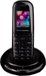 Bruno Banani D 400 Jupiter BK schwarz DECT für 19,95€ @Ebay
