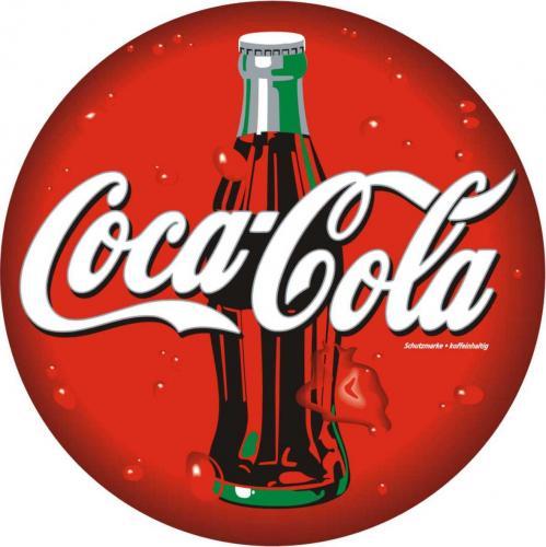 Gratis Cola Dosen in Stuttgart Stadtmitte