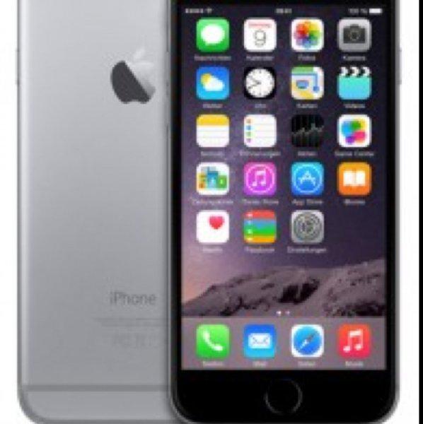 iPhone 6 16GB space gray - VF Allnet Flat, 1GB Daten 21,6 MB/s