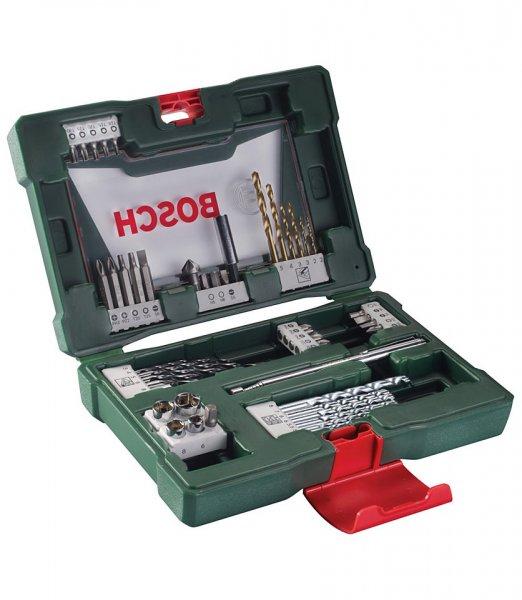 BOSCH V-Line 48-tlg. TIN Bohrer & BIT SET Magnetstab Metall Stein & Holz Ebay 18,99 €