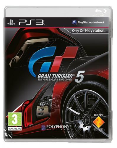 [Playstation 3] Gran Turismo 5 - noch für 2 Tage für 26,98 € inkl. Versand!
