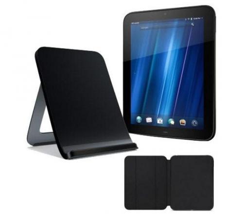 HP Touchpad 32GB aus UK + Touchstone + orig. Case für £236 (273€)