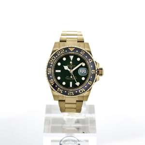 Rolex GMT Master II Yellow Gold