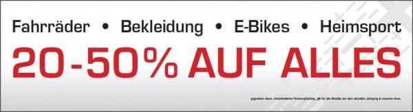 Deizisau (Esslingen) Fahrrad XXL Walcher (20 - 50% auf Alles)