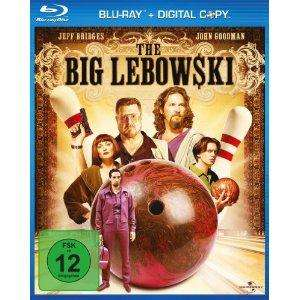 The Big Lebowski [Blu-ray] für 8,97 €