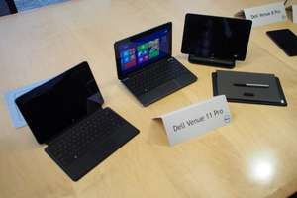 (UK) Dell Venue 11 Pro i5-4300Y 8GB 256GB refurb - 1 Artikel !
