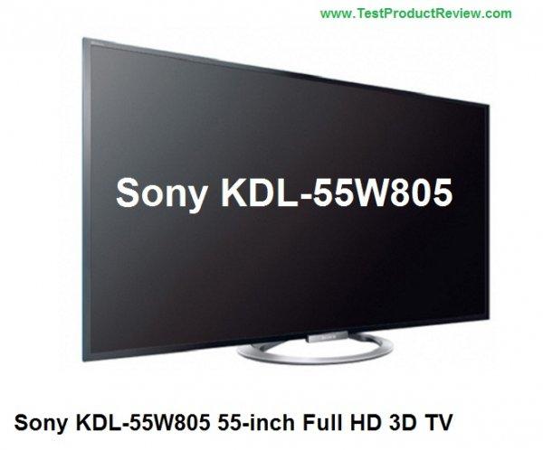 [Lokal] [Saturn] Sony KDL 55 W805 BBAE 2 (400Hz, Triple Tuner DVB-T2/C/S, 4x HDMI, 2x USB 2.0, X-Reality PRO Bildprozessor & WLAN, Maße in cm 72,2x123,4x6,5 (HxBxT))