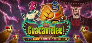 [Steam] Guacamelee! Super Turbo Championship Edition -86%