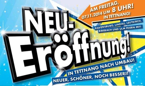 [Lokal] Euronics Aktion in Ulm Ravensburg Biberach Lindau Leutkirch wegen Tettnang
