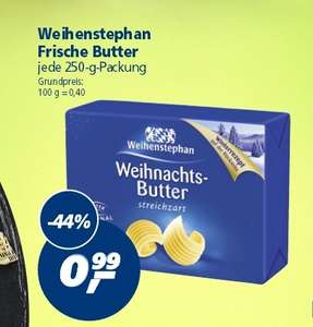 [ Real ] Weihenstephan Frische Butter 0,99€