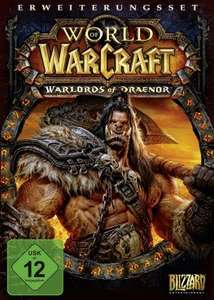 World of Warcraft: Warlords of Draenor [27%! Ersparnis]