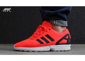 Adidas ZX Flux Infrared Runwhite @kolibrishop.de