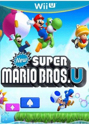 New Super Mario Bros. U (Wii U) für 19,64 € @base.com oder 19,99 € @ebay.de