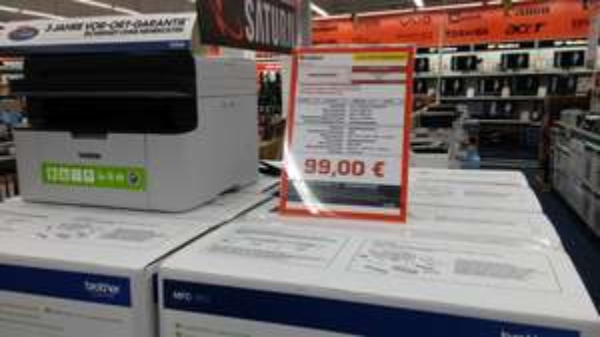Brother MFC 1810 G1 Saturn Duisburg HOT Deal MFC Laserdrucker