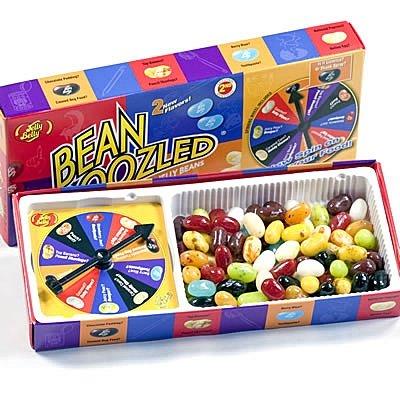 """Jelly Belly """"Bean Boozled"""" mit Glücksrad bei Amazon für 6,99€"""