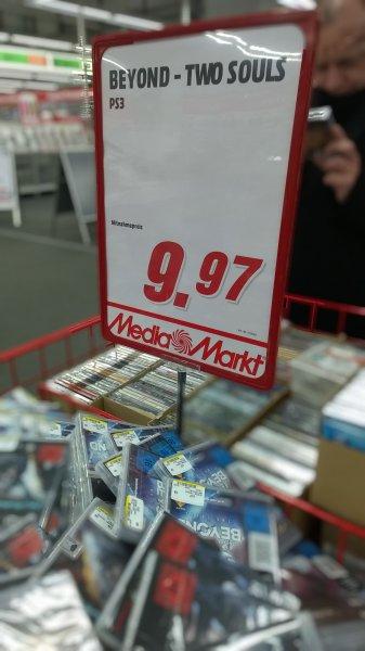 [Lokal] MediaMarkt Frankfurt-Borsigallee - Beyond Two Souls (PS3)