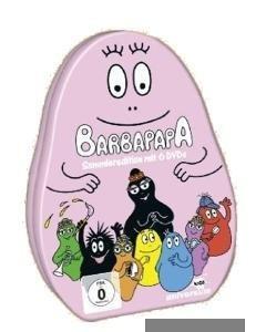 Barbapapa Steelbox Sammleredition mit 6 DVDs bei buch.de durch Gutschein für 21,99 Euro inkl. Versand