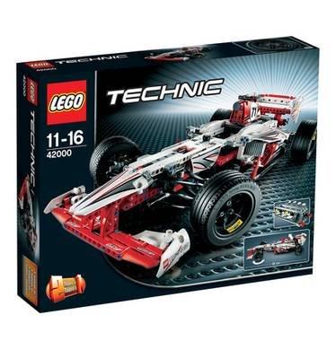 LEGO Technic Grand Prix Racer 42000 für 59,99€ inkl. Versand