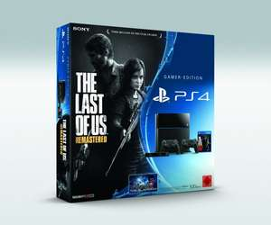 [Lokal] PS4 500GB + The Last Of Us remastered + 2. Controller + Kamera für 449€  + AMAZON (454€)