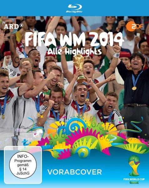 ENDLICH (u.a. @amazon): Die Blu Rays zur Fifa WM 2014 kommen!