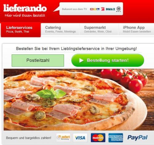 10€ lieferando Gutschein(MBW 20€)
