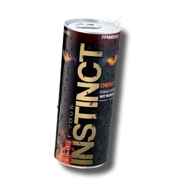 Instinct Energy Drink 250ml für 0,55€ pro Dose