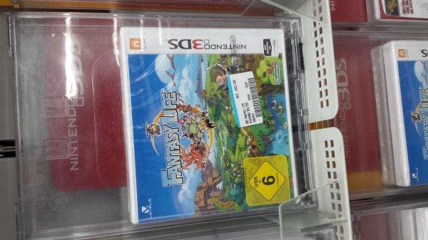 Fantasy Life 3DS (lokal MM Nürnberg)