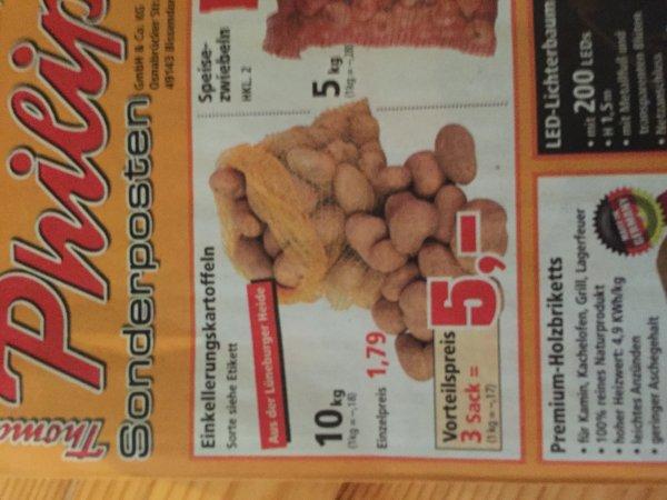 10 kg Kartoffeln bei Thomas Philipps (Bundesweit)
