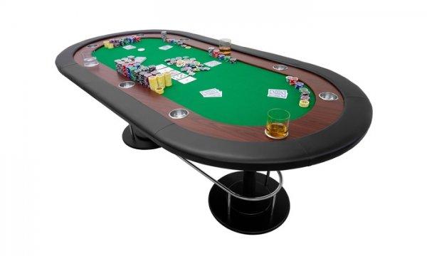 Maxstore Pokertisch Full House - bis zu 10 Spieler (in 3 Farben) für 164,99 € bei Groupon