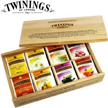 Twinings (nur Schweiz & Liechtenstein) – 7 verschiedene Tee-Probensets (insgesamt 38 Sorten) kostenlos anfordern