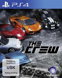 Verschenke 2x The Crew Beta Keys für Ps4