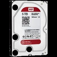WD Red 5TB NAS Festplatte