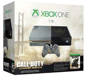 Xbox One Limited Edition Call of Duty Design @alphatecc