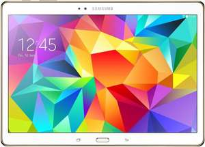 Galaxy Tab S 10.1 Wifi weiß bei Amazon WHD