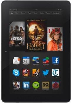 Kindle Fire HDX 7 WLAN 16GB Generalüberholt mit Spezialangeboten 139€ @Amazon