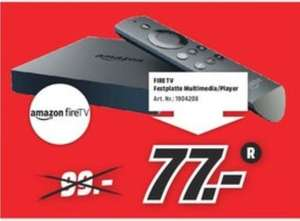 [Lokal Rostock] Amazon FireTV 77€