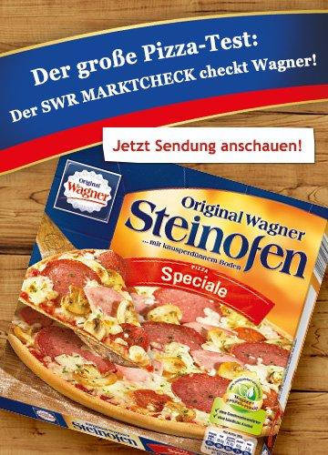 [Edeka Nordwest] Wagner Steinofen Pizza, Pizzies oder Flammkuchen für 1,66€ ab Montag